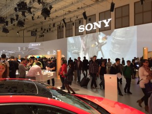 Sony Ifa 2015