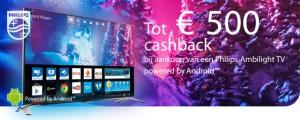 vraag in de winkel voor de voorwaarden op kijk op www.philips.nl