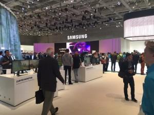 Samsung IFA berlijn